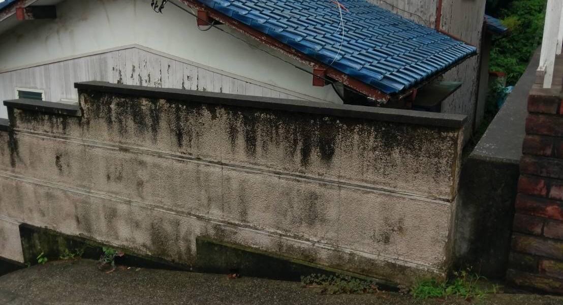 横浜市青葉区恩田町 木造瓦葺2階建 建物35坪(解体工事)
